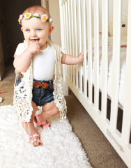 Cutest baby girl clothes outfit 32