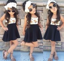 Cutest baby girl clothes outfit 52