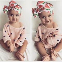 Cutest baby girl clothes outfit 66