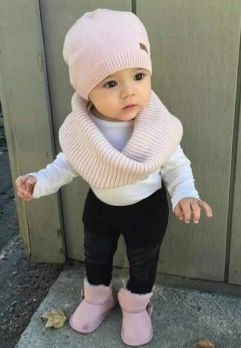 Cutest baby girl clothes outfit 80
