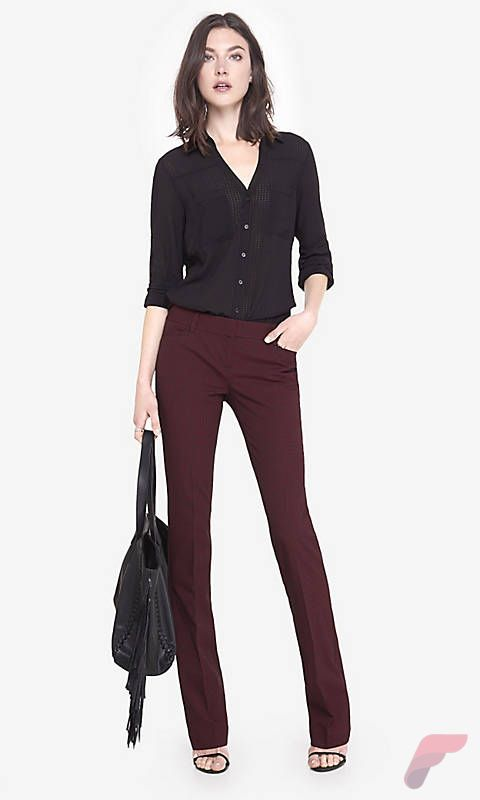 Dress pants for work business professional 11