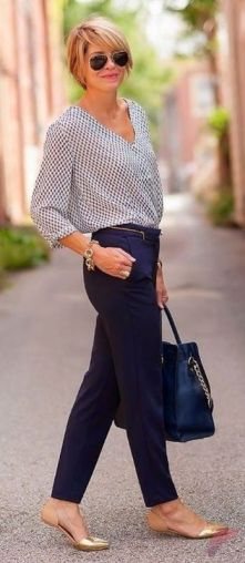 Dress pants for work business professional 23