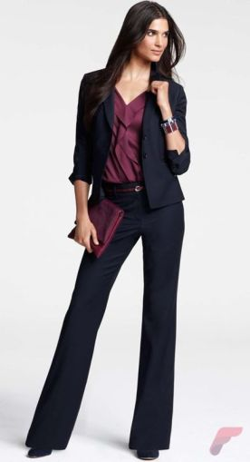 Dress pants for work business professional 24