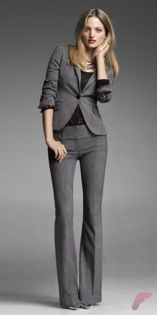 Dress pants for work business professional 4
