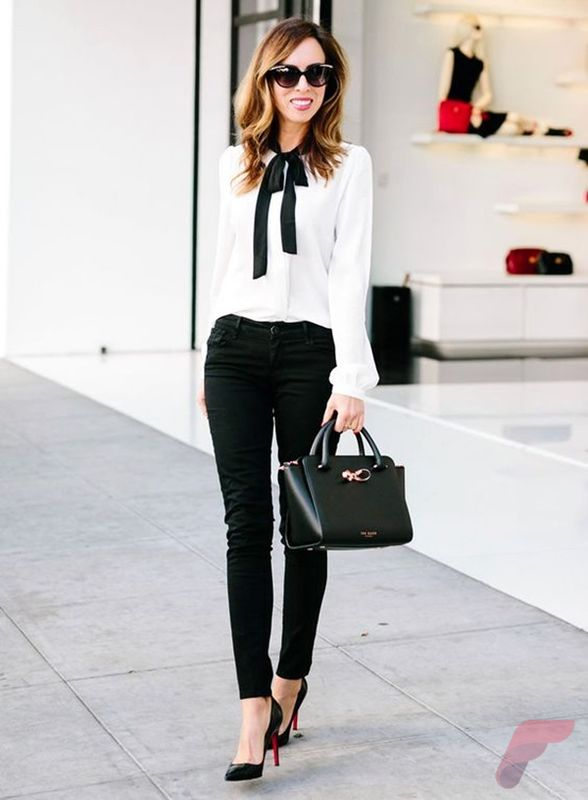 Dress pants for work business professional 9
