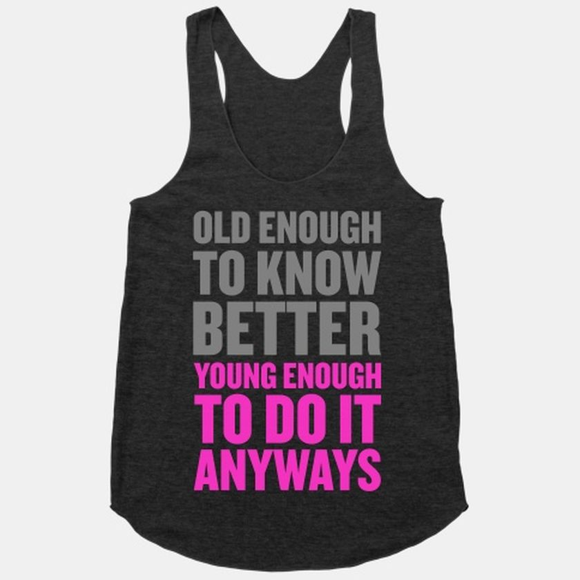 Funny tees tank top lol 5
