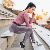 Gymshark flex legging outfits 11