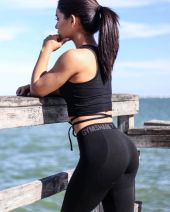 Gymshark flex legging outfits 4