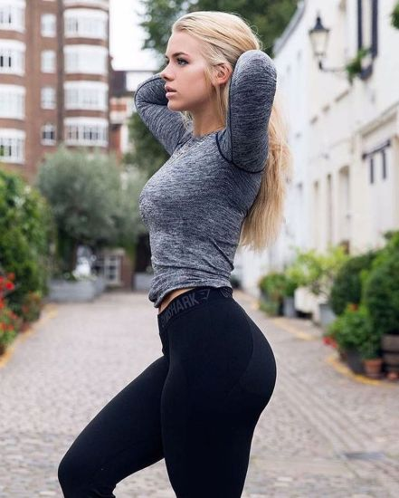 Gymshark flex legging outfits 5