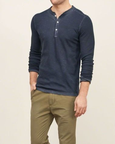 Henleys shirt for men 1