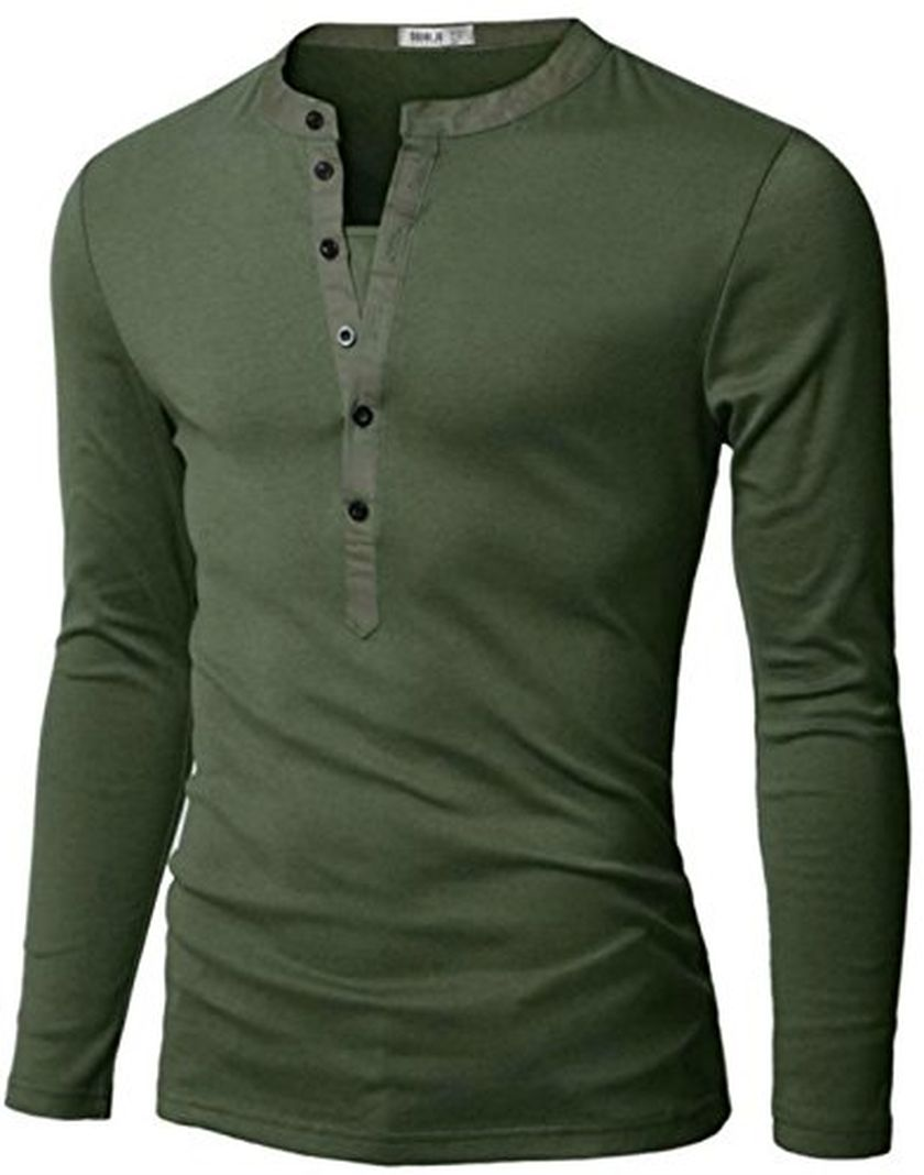 Henleys shirt for men 2