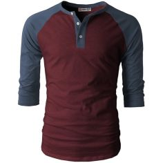 Henleys shirt for men 61