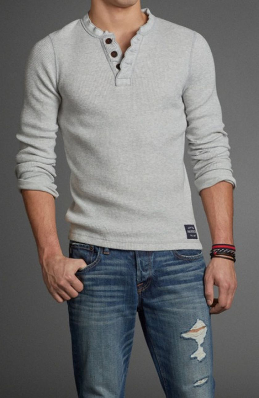 Henleys shirt for men 7