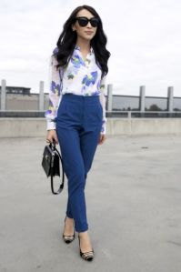 High waisted jeans outfit style 73