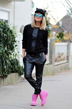 Ideas how to wear timberland boots for girl 37