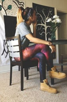 Ideas how to wear timberland boots for girl 64