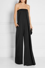 Jumpsuits strapless outfit 92