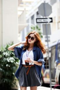 Korean kpop ulzzang summer fashions 122
