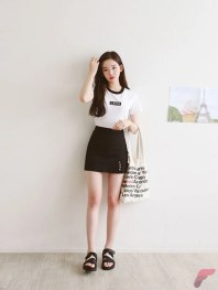 Korean kpop ulzzang summer fashions 126