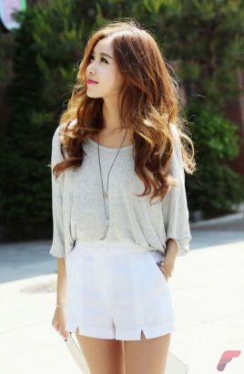 Korean kpop ulzzang summer fashions 136