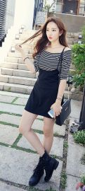 Korean kpop ulzzang summer fashions 138