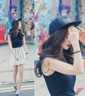 Korean kpop ulzzang summer fashions 53