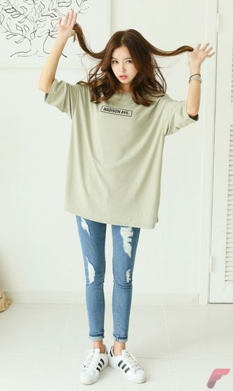 Korean kpop ulzzang summer fashions 58