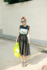 Korean kpop ulzzang summer fashions 80