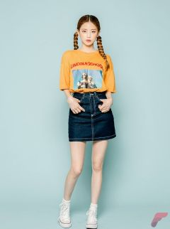 Korean kpop ulzzang summer fashions 89