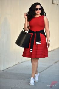 Layering outfits plus size sweaters 20