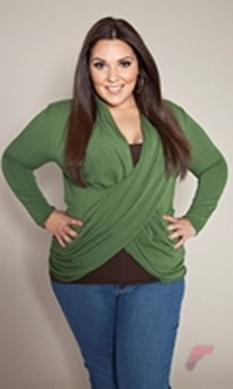 Layering outfits plus size sweaters 72