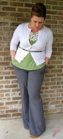 Layering outfits plus size sweaters 79