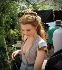 Margaery tyrell game of thrones dress costume 26