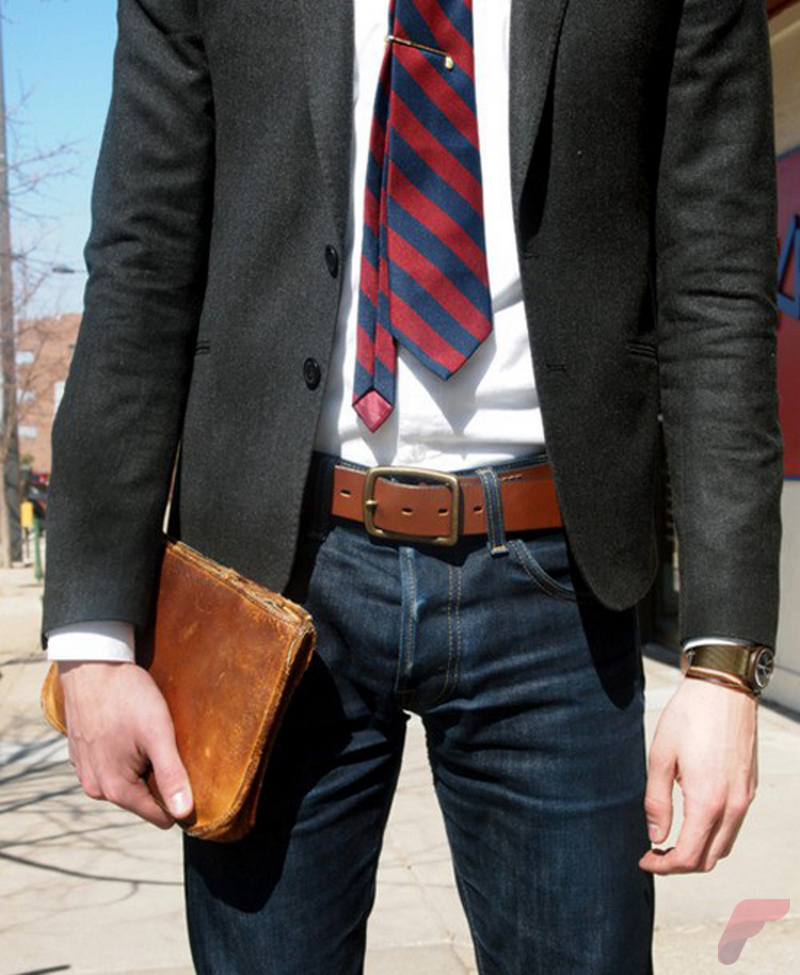 Men sport coat with jeans (10)