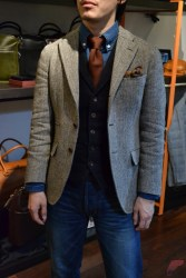 Men sport coat with jeans (11)