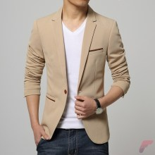 Men sport coat with jeans (163)
