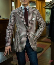 Men sport coat with jeans (175)