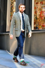 Men sport coat with jeans (25)
