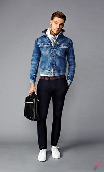 Men sport coat with jeans (28)