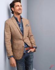 Men sport coat with jeans (30)