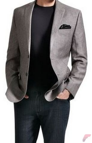 Men sport coat with jeans (51)