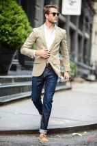 Men sport coat with jeans (91)