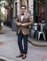 Men sport coat with jeans (92)