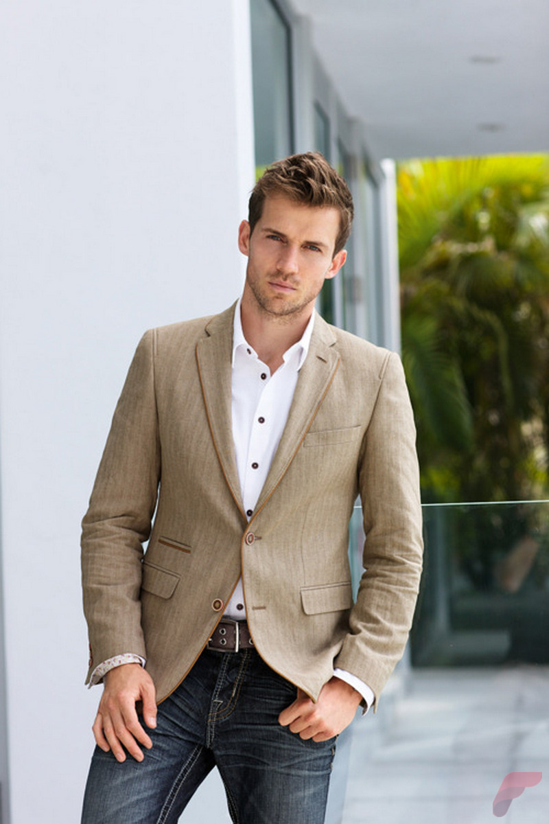 Men sport coat with jeans (93)