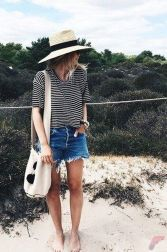 Minimalist style clothing for summer 35