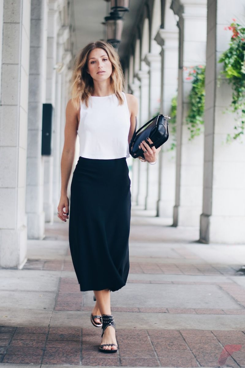 Minimalist style clothing for summer 37
