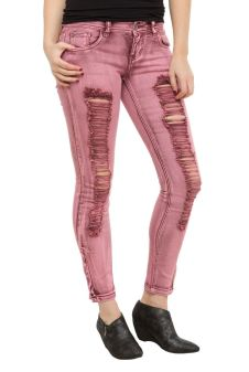 Skinny ripped jeans that will make you rock 21