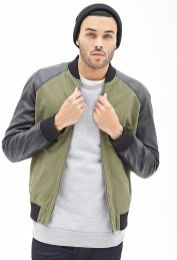 Top best model men bomber jacket outfit 111