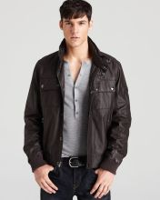 Top best model men bomber jacket outfit 17