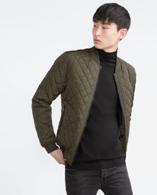 Top best model men bomber jacket outfit 2